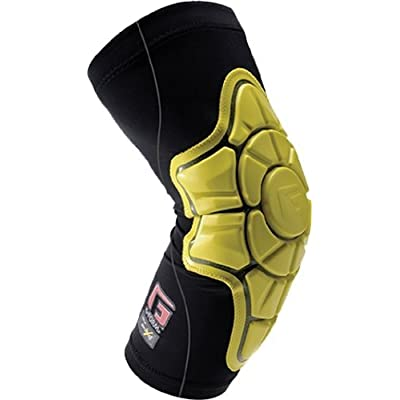 G-Form Elbow Pad XS-Black/Yellow Skateboard Pads : Skate And Skateboarding Elbow Pads : Sports & Outdoors