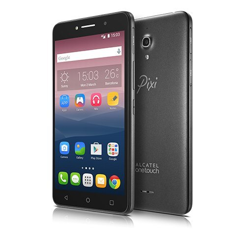 Alcatel Pixi 4 (6) Dual Sim 8050E 3G 13Mp + 8Mp Selfie Flash Quad Core 6