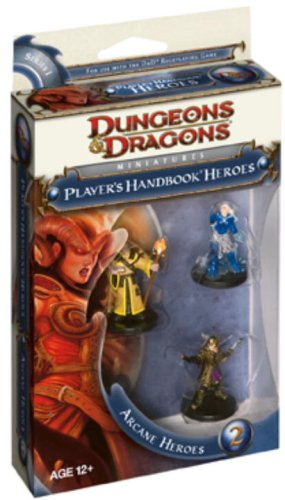 Wizards of the Coast 25053 - Dungeons und Dragons Arcane Heroes II