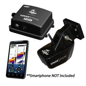 Vexilar SP200 T-Box Smartphone Fish Finder, Black ()