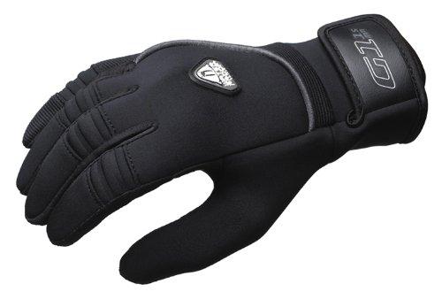 Waterproof G1 5-Finger 1.5 mm Gloves - Small
