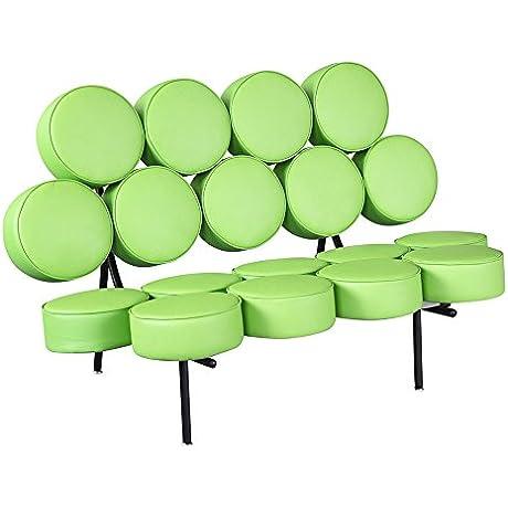 Fine Mod Circle Sofa Green