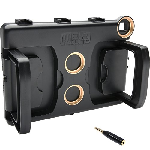 Price comparison product image Melamount MM-IPAD PRO 9.7 Video Stabilizer Pro Multimedia Rig for Apple iPad PRO 9.7