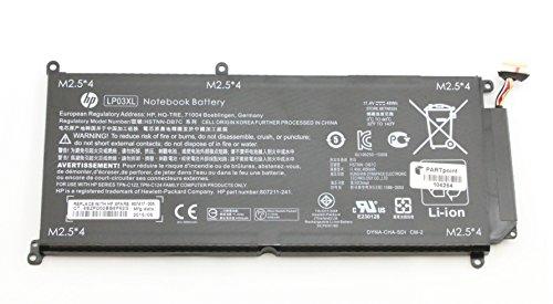 807417-005 HP ENVY M6-P113DX Laptop Battery 11.4V 4200mAh 3 Cell Li-ion - Hp Envy M6 Motherboard