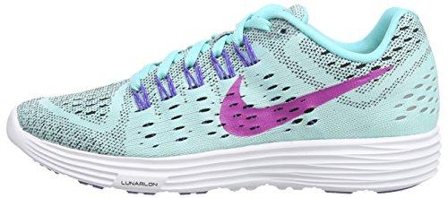 Mujer persisches Turquesa Zapatillas fuchsiablitz Lunartempo weiß 401 Aquamarin Nike light Violett 6aSfqax