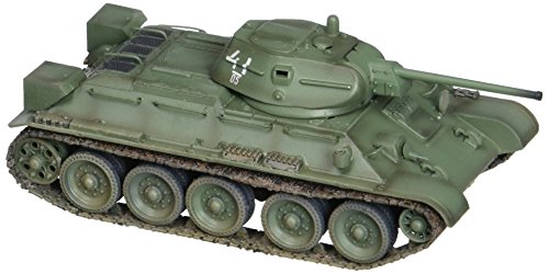 Easy Model T34/76 Tank 1942 Russian Army Diecast Vehicle for sale  Delivered anywhere in USA