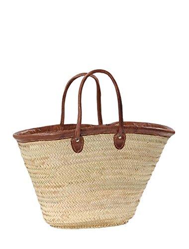 French market basket (Market Oval Basket)