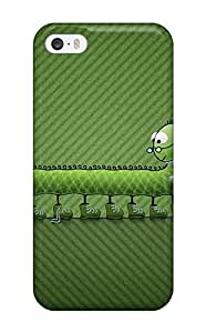 High Quality Shock Absorbing Case For Iphone 5/5s-humor Cartoon