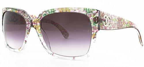 Price comparison product image Chanel Sunglasses 5220 13133P Transparent Multicolour Violet Gradient