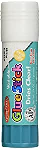 Charles Leonard Inc. Glue Sticks, 0 .74 Ounce, White, 94074)