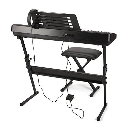 Клавишный музыкальный инструмент RockJam RJ761-SK Key