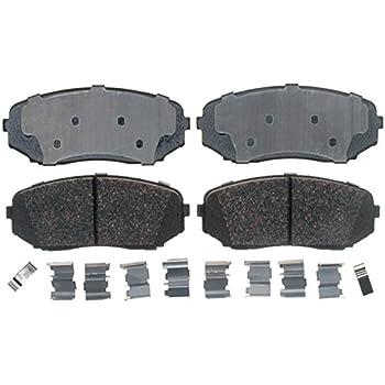 Disc Brake Pad Set-Standard Premium Disc Brake Pad Front MOTORCRAFT BRF-901