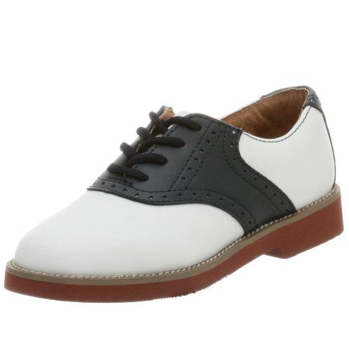 (Jumping Jacks Cheerleader III Saddle Shoe,White/Navy,8 M)