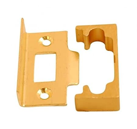 Ironmongery World Rebate Conversion Kit For Tubular Mortice Latch Double Reba.