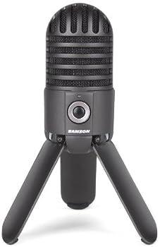 Samson SAMTRTB Meteor Mic USB Studio Microphone