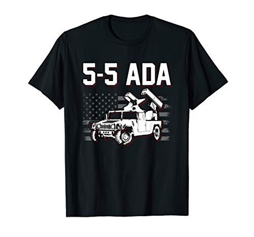5-5 ADA 31st ADAB Air Defense Artillery Brigade T-Shirt