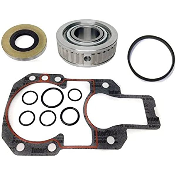 Gen 2//R//MR Gimbal bearing kit with Gasket /& Seal for Mercruiser Alpha One Gen 1