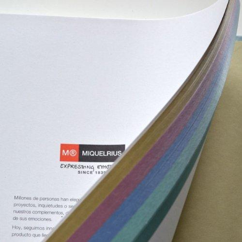 miquelrius notebook  : Miquelrius Medium Spiral Bound Notebook, Purple Paisley ...