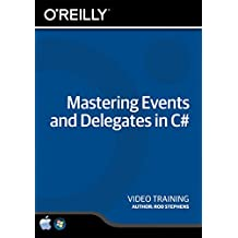 Mastering Events and Delegates in C# - Training DVD