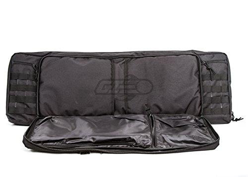 Lancer Tactical 36'' MOLLE Padded Airsoft Gun Bag (Black)