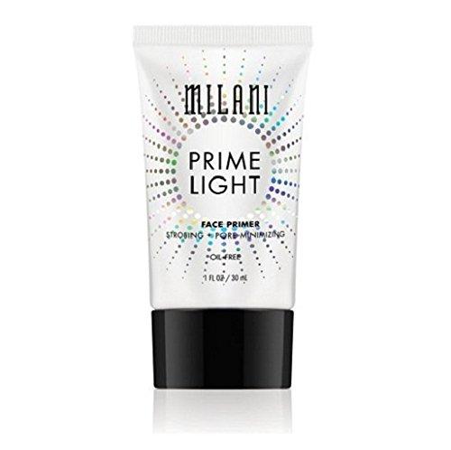 MILANI Prime Light Strobing + Pore Minimizing Face Primer Milani Cosmetics
