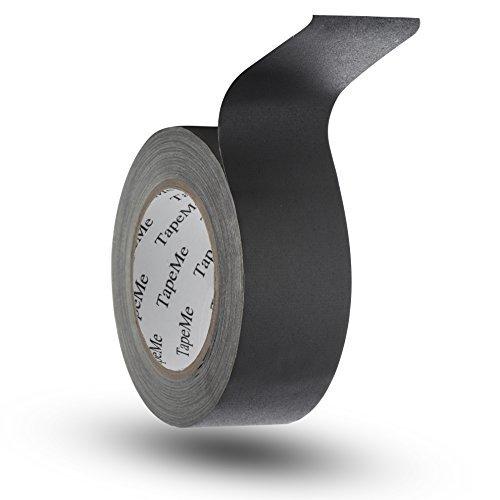 TapeMe Heavy Duty Gaffer's Tape Black, 2