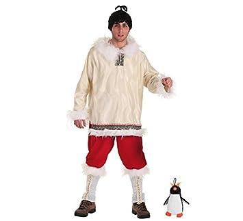 LLOPIS - Disfraz Adulto Esquimal Hombre: Amazon.es: Juguetes y juegos