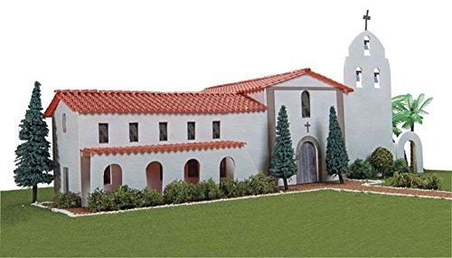 Hobbico California Mission Santa Ines HCAY9042 (Mission Santa)