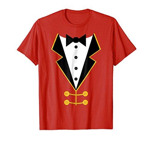 Ringmaster Shirt Circus Costume]()