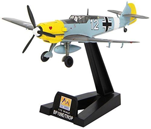 Easy Model 1:72 - Messerschmitt BF-109E- 7/Trop - JG26 - EM37276
