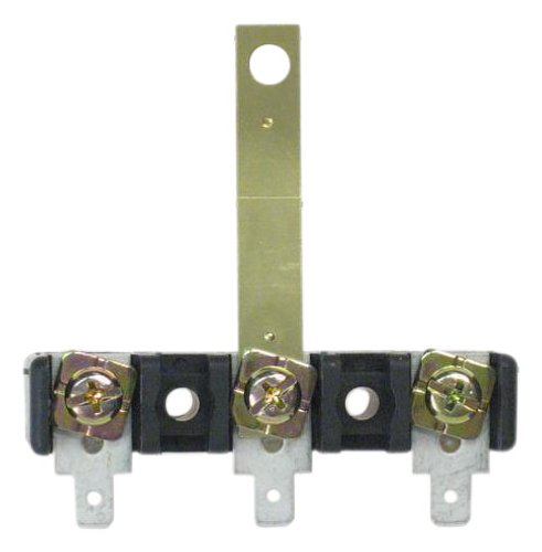 GE WE4M325 Terminal Block and Grounding Strap for