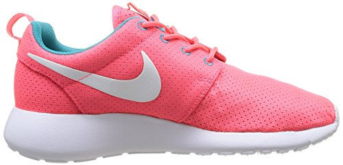 Nike Roshe Run 511882, Damen Low-Top Sneaker Rot (Hyper Punch 090)