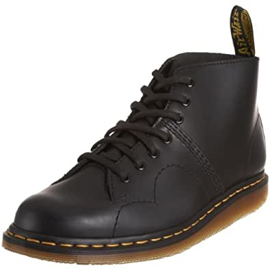 Dr. Martens Men's Philip 7 Eye Monkey Boot,Black,6 F(M) UK / 7 D(M) US