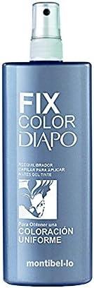 montibello Fix Color diapo 250 ml: Amazon.es: Salud y cuidado ...
