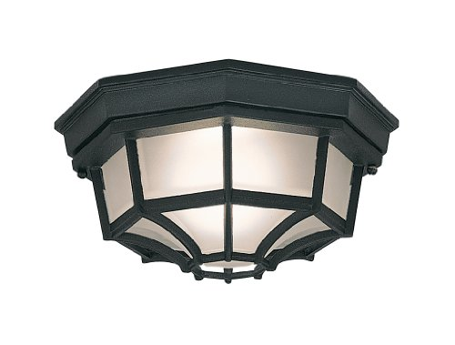 Designers Fountain 2067 BK Value Collection Ceiling Lights, Black