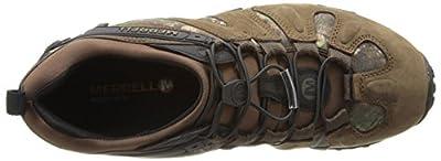 Merrell Men's Chameleon Prime Stretch Waterproof Hiking Shoe