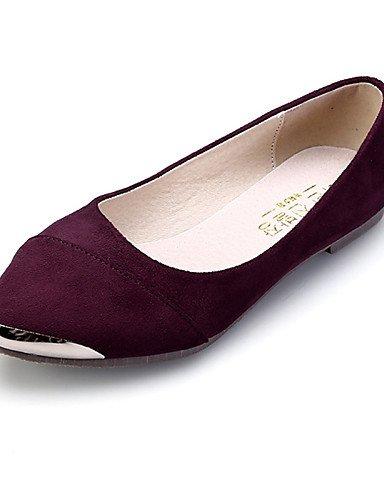 comodidad us5 señaló casual de Toe colores pink más Toe vestido mujer de PDX Flats ante cerrado plano zapatos cn34 eu35 disponibles uk3 talón Sq6H860x