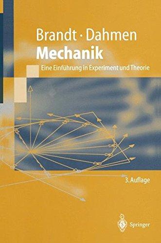 mechanik-eine-einfhrung-in-experiment-und-theorie-springer-lehrbuch