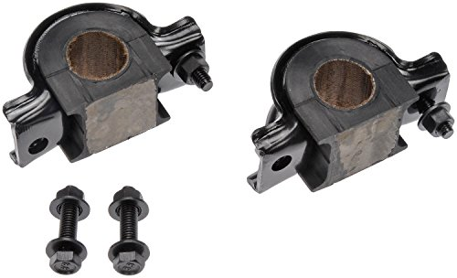 (Dorman 928-361 Sway Bar Bushing Bracket Kit Front)