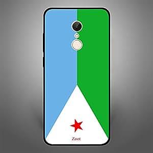 Xiaomi Redmi 5 Djibouti Flag