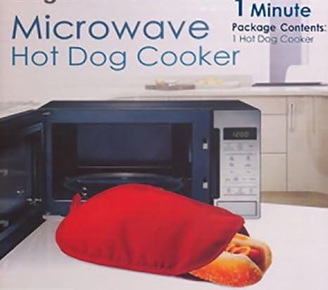 Amazon.com: Microondas Hot Dog Cocina Bolsa: Kitchen & Dining