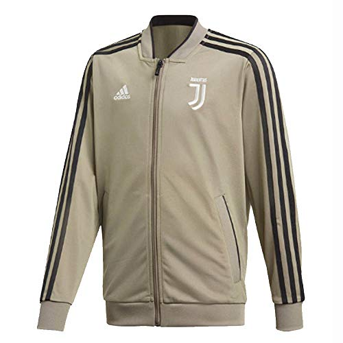 adidas 2018-2019 Juventus Polyester Jacket (Clay), used for sale  Delivered anywhere in USA