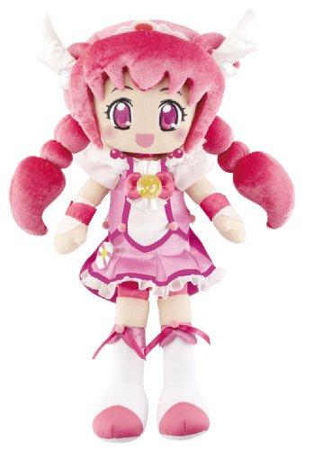 Smile PreCure! - Big Funwari Cure Friend Soft Toy [Cure Happy]