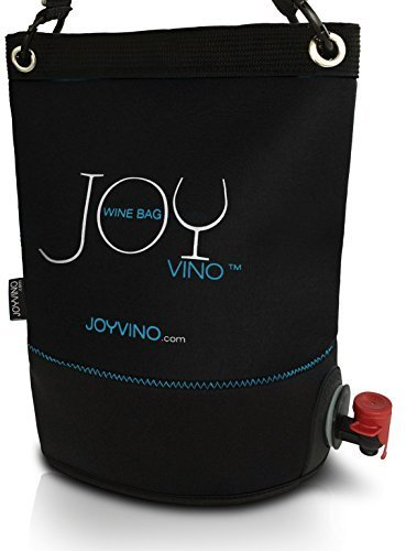 3 Liter Wine Bag Insulated Wine Purse with Spout Box Wine Dispenser