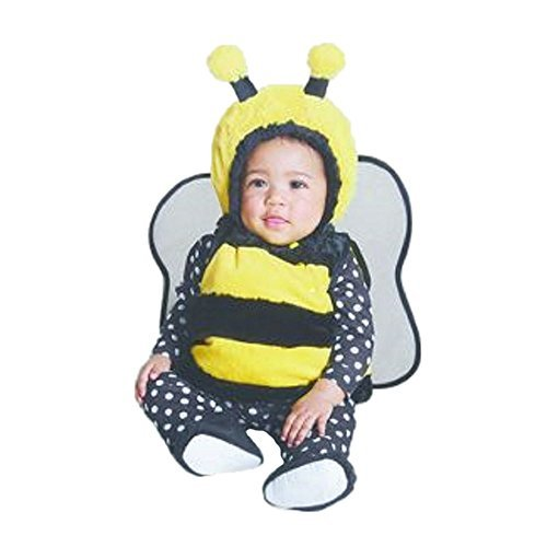 Childrens Unisex Halloween Costumes - Hyde and Eek! Boutique Bumble Bee, 12-18M -
