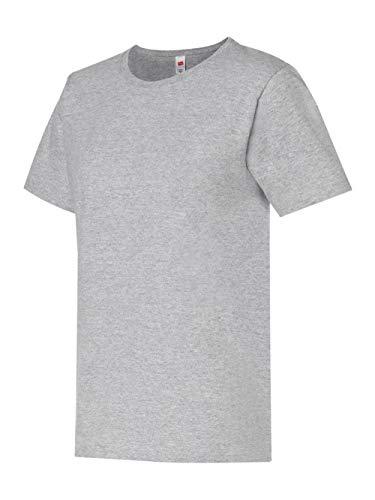 Hanes Women's T-Shirt - XX-Large - Light Steel