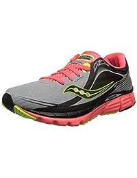 Saucony Women's Kinvara 5 ViziGlo Running Shoe, 5.5 M US