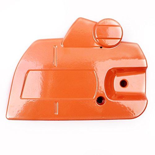 Haishine Chain Brake Clutch Side Cover For Husqvarna 445 445e 450 450e Chainsaw Spare Parts 544097902 544097901