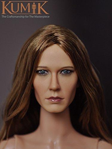 Female head Sculpt bm-zy-kumik15 – 9   B00XBTAXU4
