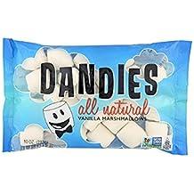 Dandies - All Natural Vegan Marshmallows - 10 oz. (283g) -4PACK